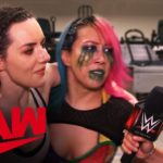 Asuka & Nikki Cross are extremely fired up: WWE Network Exclusive, May 24, 2021