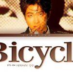 BTS RM Bicycle Lyrics (방탄소년단 알엠 Bicycle 가사) [Color Coded Lyrics/Han/Rom/Eng]