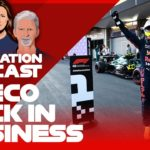 Checo's Back In Business After A Bonkers Baku Race | F1 Nation Podcast