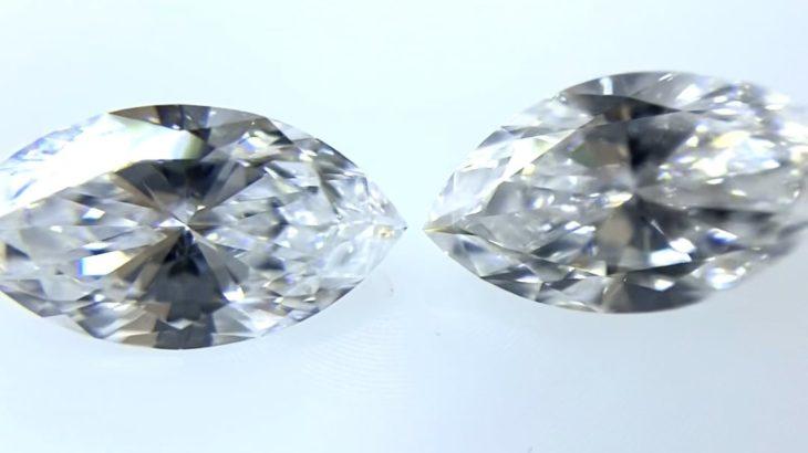Dカラー IFマーキーズセット!DIAMOND!0.30/0.30ct/RT0712/GIA