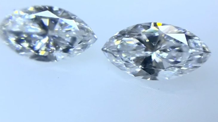 Dカラー IFマーキーズセット!DIAMOND!0.31/0.30ct/RT0710/GIA