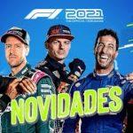 F1 2021 NOVO TRAILER E NOVIDADES #F12021GAME
