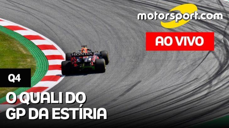 F1 AO VIVO: Verstappen 'VOA' para POLE e Hamilton SOFRE no quali do GP DA ESTÍRIA; veja análise   Q4