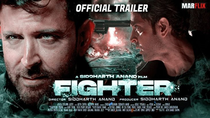 Fighter | Official Concept Trailer | Hrithik Roshan | Deepika Padukone | T-series | Siddharth Anand