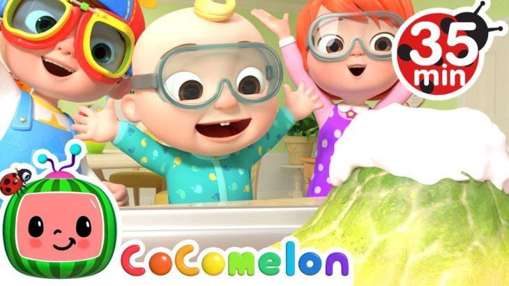 Floor Is Lava Song + More Nursery Rhymes & Kids Songs – CoComelon