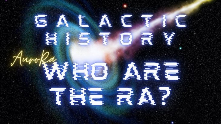 Galactic History | Who Are The RA Collective?