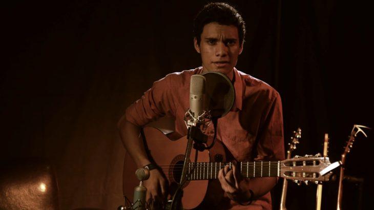 Guitare Club 2015 – Esteban – Kiss me
