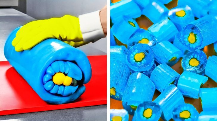How To Make Handmade Candy    Crazy Sweet Ideas