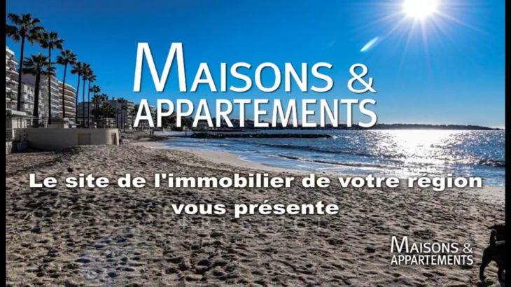 JUAN-LES-PINS – APPARTEMENT A VENDRE – 115 000 € – 30 m² – 2 pièce(s)