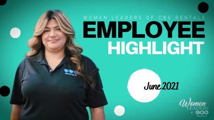 June WWE3 Employee Highlight