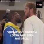 """La fortuna que embolsará Floyd Mayweather por pelear ante el youtuber Logan Paul: """"Es un robo a un banco legalizado"""".mov"""