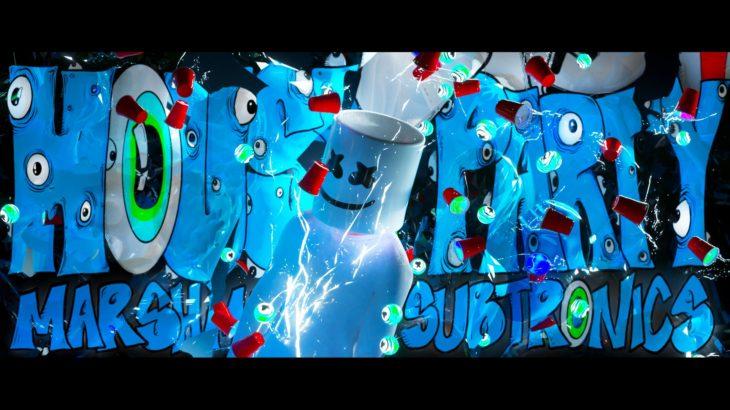 Marshmello x Subtronics_House Party