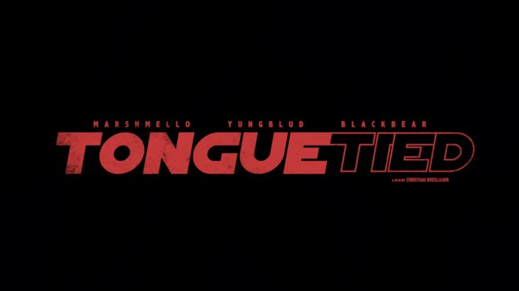 Marshmello x YUNGBLUD x Blackbear  Tongue Tied Official Music Video.mp4
