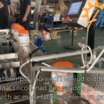 Peiriant llenwi piston servo awtomatig,peiriant capio sgriw,peiriant labelu corff potel (2021)