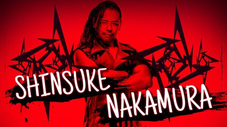⦿ Shinsuke Nakamura Custom Titantron 2020 || Shadows of a Setting Sun ⦿