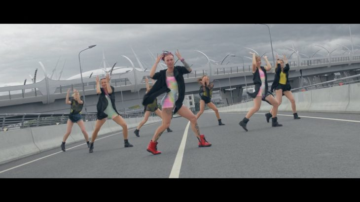 "Stromzy – ""Own it"" ft. Burna Boy, Ed Sheeran (choreography by Katarina Dallas)"