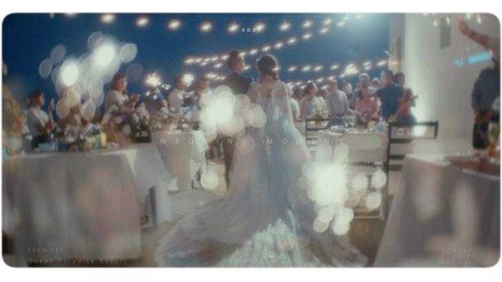 [婚禮精華影片] Sugar/Alice wedding film_4k
