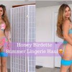 Summer Lingerie Part 2– Honey Birdette