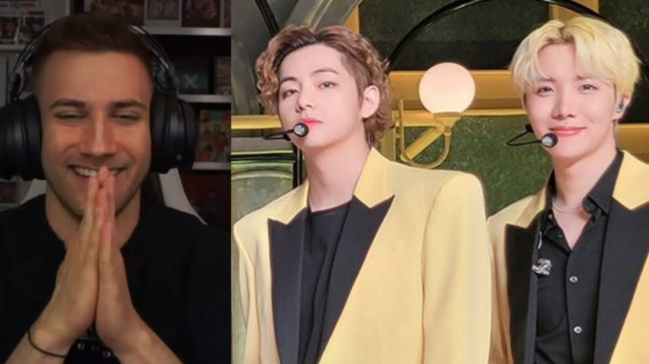 THE OUTFITS! 😆 BTS (방탄소년단) 'Butter' @ MUSIC BLOOD – REACTION