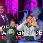 The Weeknd & Ariana Grande – Save Your Tears (Live on The 2021 iHeart Radio Music Awards) | REACTION