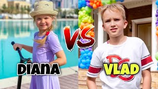 VLAD AND NIKI vs KID'S DIANA SHOW – Comparing, Age Net Worth, Age, Annual Income, Height & More 2021