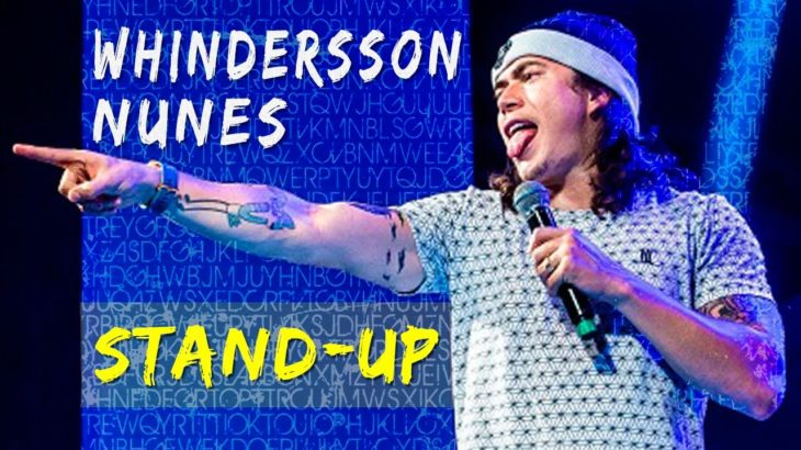 WHINDERSSON NUNES – STAND UP (SHOW COMPILADO COMPLETO)