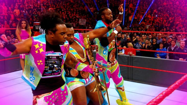 WWE Network Collection Trailer – The New Day