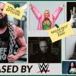 �WWE RELEASES BRAUN STROWMAN, LANA, ALEISTER BLACK & MORE _ DT_MISH DISCUSS PLUS YOUR LIVE CALLS!!!