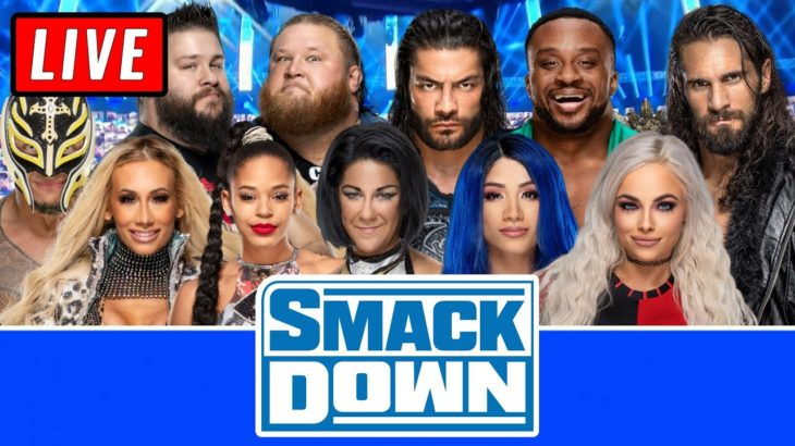 🔴 WWE Smackdown Live Stream 18th June 2021 – Full Show Live Reactions