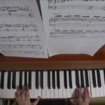 ジャにのちゃんねるエンディング曲『ファンファーレ』ピアノで弾いてみました
