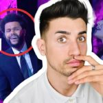 why is the weeknd the male version of ariana grande? *Save Your Tears (live) REACTION*