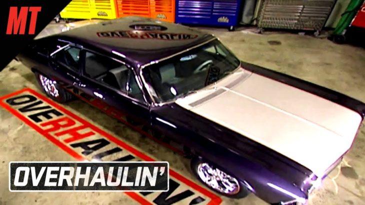 1970年式シボレー・ノヴァ| オーバーホール 改造車の世界
