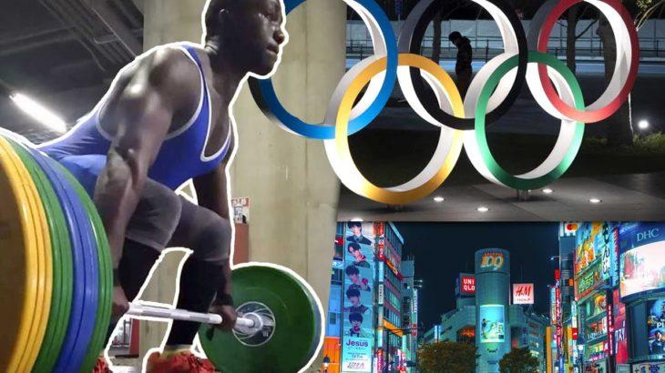 Atleta africano se fugó para vivir en Japón