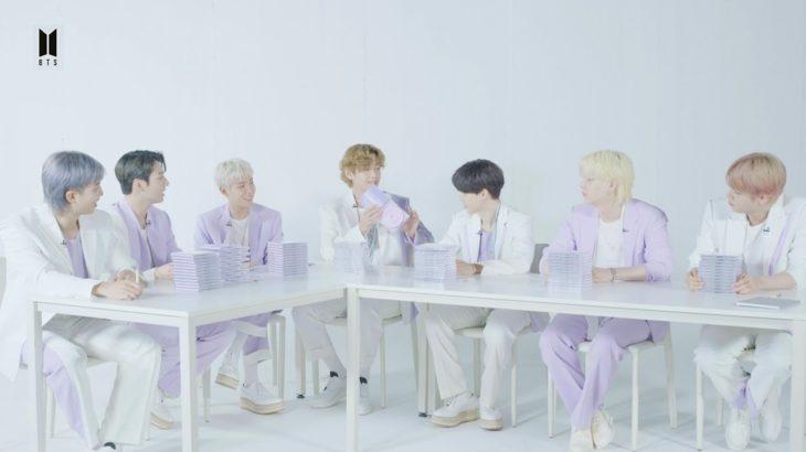 Autograph Time for BTS – BTS (방탄소년단)