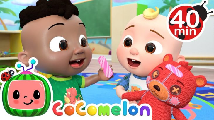 Boo Boo Song (Classroom Edition) + More Nursery Rhymes & Kids Songs – CoComelon