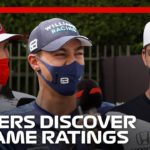 Drivers Guess Their Team Mate's F1 2021 Rankings