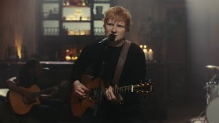 Ed Sheeran – Bad Habits [Official Performance Video]