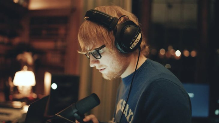 Ed Sheeran – Bad Habits [Studio BTS]