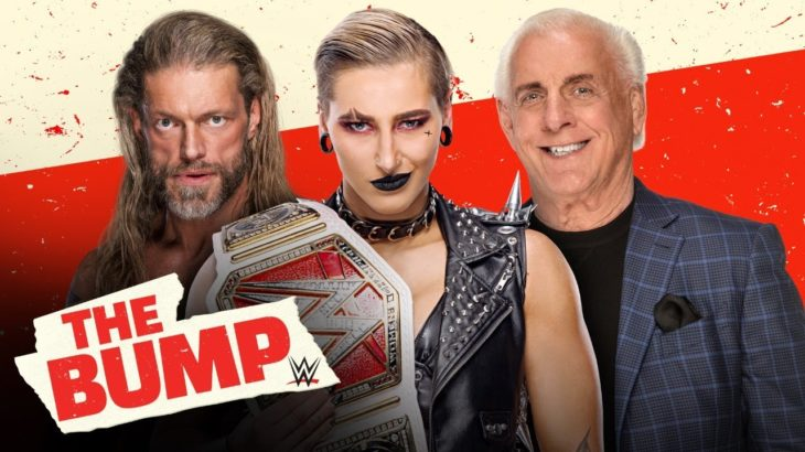 Edge, Rhea Ripley and Ric Flair look ahead to Money in the Bank: WWE's The Bump, July 14, 2021