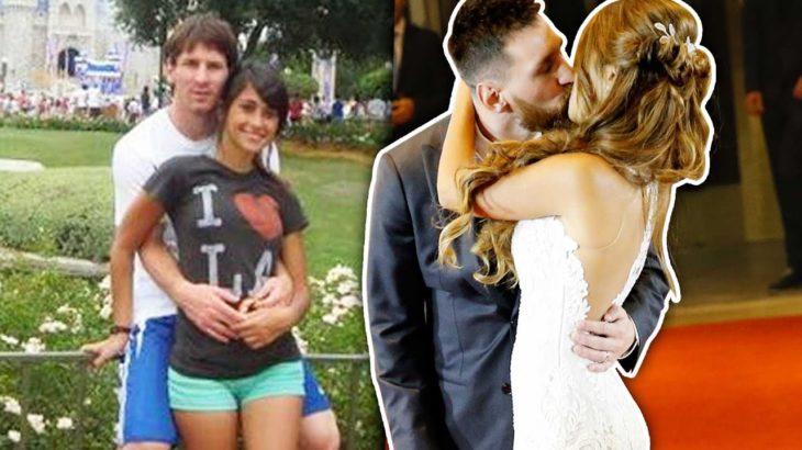 La historia de amor de Messi nunca antes contada