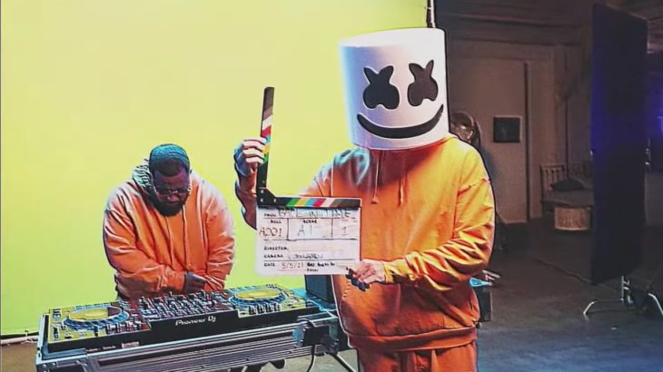Marshmello x Carnage – Back In Time (Behind The Scenes Video)