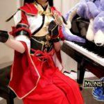 モンスターハンターライズ カムラ祓え歌 Monster Hunter RISE [ピアノ]