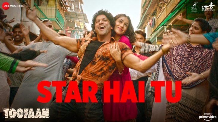 Star Hai Tu – Toofaan | Farhan Akhtar, Mrunal Thakur|Siddharth M,Divya K,Himani K|Javed Akhtar | SEL