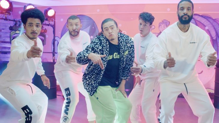 WHIND DANCE – CACHORRO CARAMELO (Lil Whind)