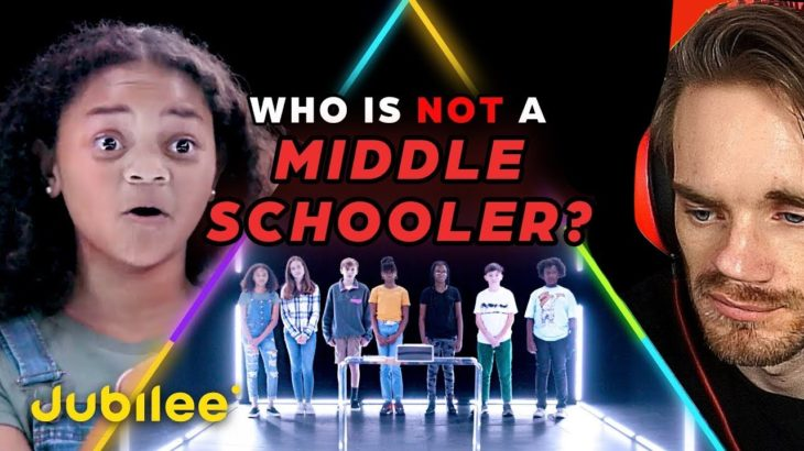 Who Is Not A Middle Schooler?