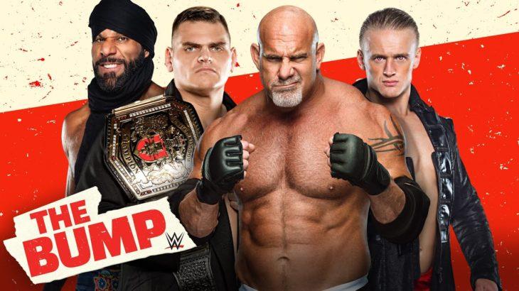 Goldberg sets his sights on Bobby Lashley: WWE's The Bump, Aug. 18, 2021