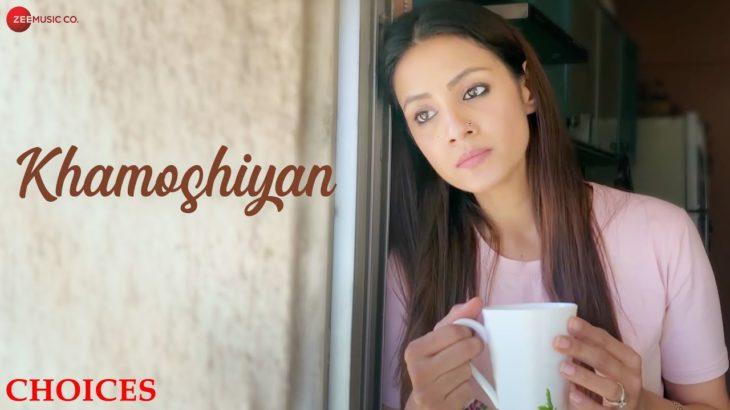 Khamoshiyan | Choices | Indraneil Sen Gupta & Barkha Bisht | Ragini Kavathekar & Riku Ayaan